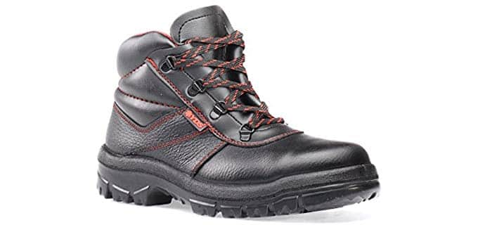 RUGGEDIM Men's YDS Safety Boots - Chemical Resistant Painter Work Boots