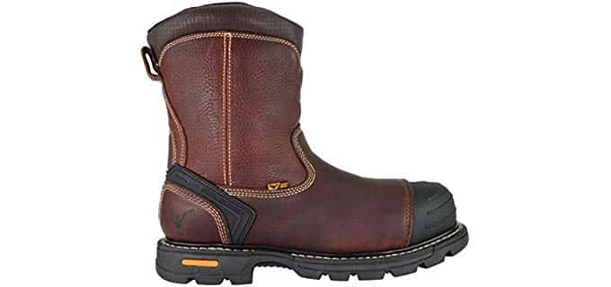 Thorogood Men's Gen-Flex2 Boots - Insulated Leather Work Boots for Plumbers