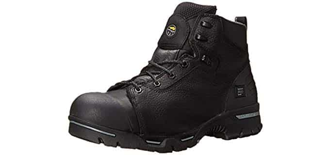 Timberland PRO Men's Endurance Work Boots - Puncture Resistant Carpenter Work Boots
