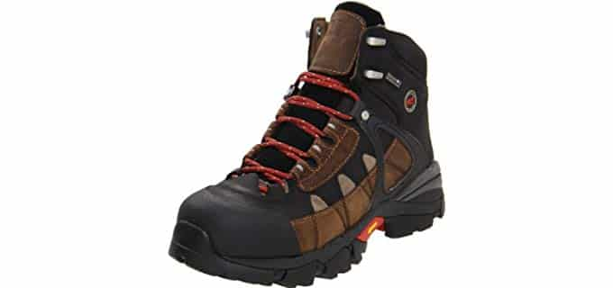 Timberland PRO Men's Hyperion Work Boots - Heavy Duty Comfort Safety Boots