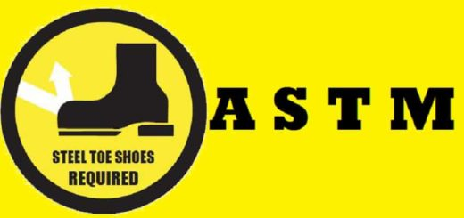 ASTM Rated safety Shoes - Feature