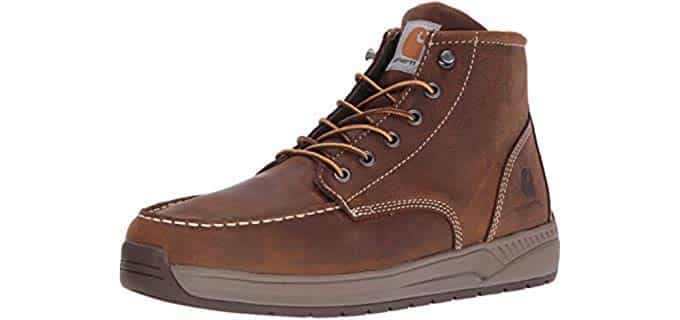 Carhartt Men's Caswedge - Casual Lightweight work Boot