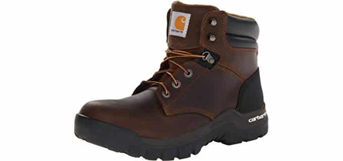 Carhartt Men's CMF6066 - Chemical resistant Comfort Work Boots