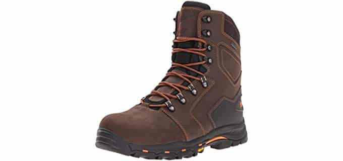 Danner Men's Vicious - Insulated Work Boot for Bad Knees