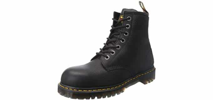 Dr. Martens Men's Icon - Metatarsalgia Safety Work Boots