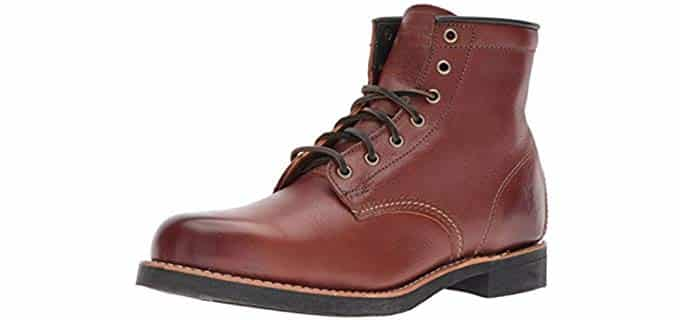 Frye Men's Arkansas - Non-Safety American Made Work Boot