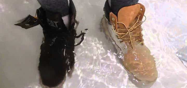 Feature Waterproofing Workboots