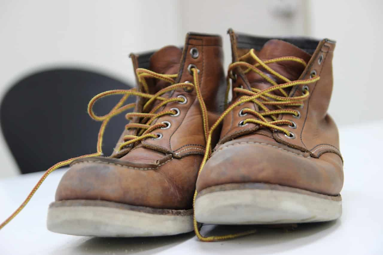 The Different Parts Of A Work Boot December 2019 Work