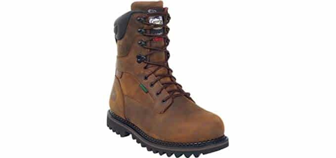 Georgia Men's Arctic Toe - Waterproof 1,000 Grams Insulated Work Boot