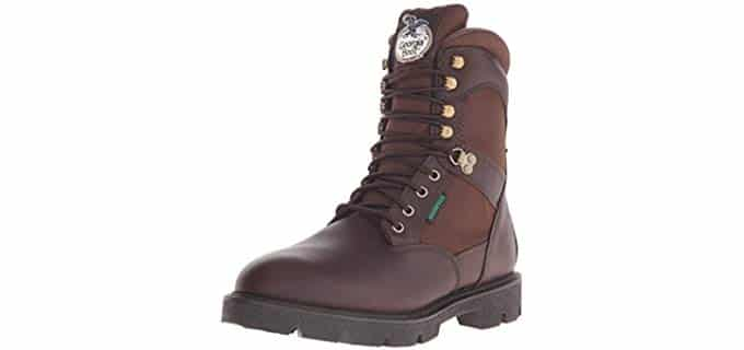 Georgia Men's Homeland - Insulated Work Boot
