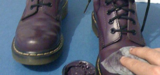 Maintaining Workboots