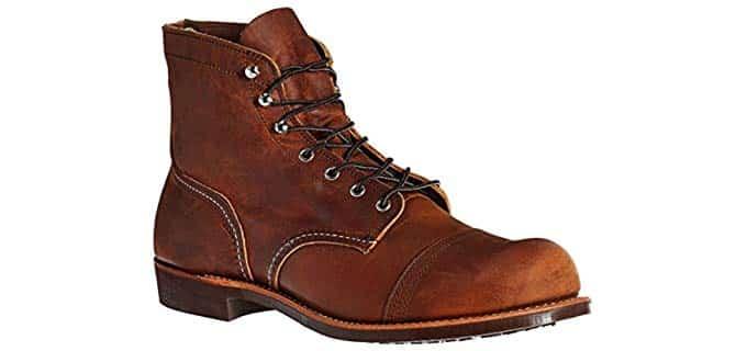 RedWing Men's Heritage - Vibram American Made Workboot