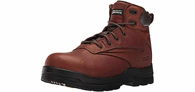 Rockport Men's RK6628 - Security Friendly Delivery Work Boot