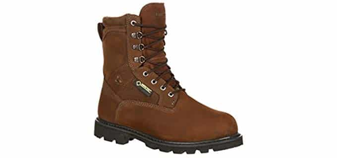 Rocky Men's Ranger - Steel Toe Gore-Tex Work Boot