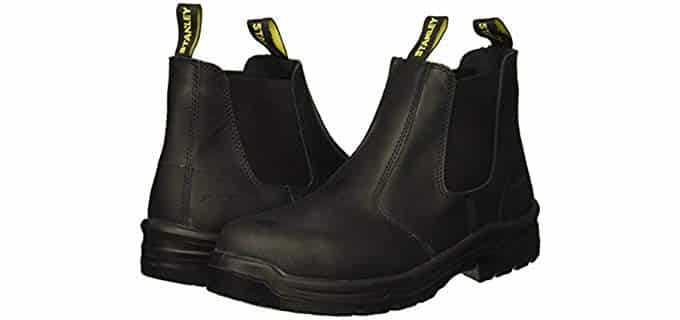 Stanley Men's Dredge - Lightweight and Durable Work Boot