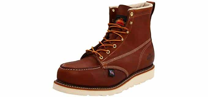 Thorogood 's Maxwear - Supportive All Day Workboot