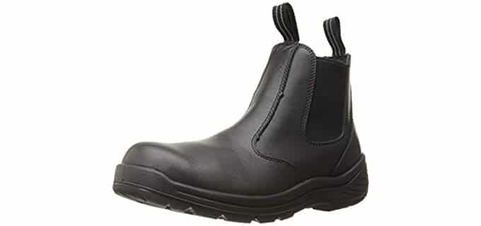 Thorogood Men's Quick Release - Pull On Safety Work Boot