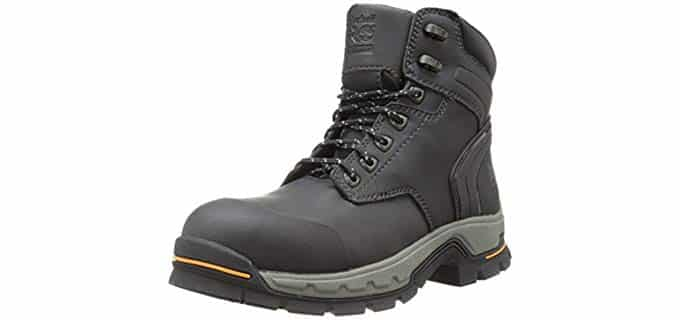 Timberland Pro Men's Gripmax - Alloy Toe Work Boot For Standing
