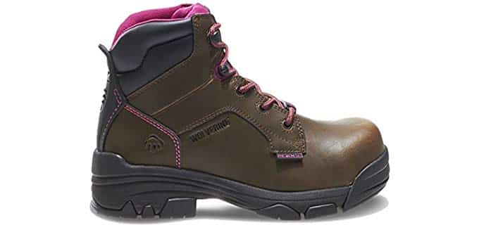 Wolverine Women's Merlin - Composite Toe Construction Work Boot