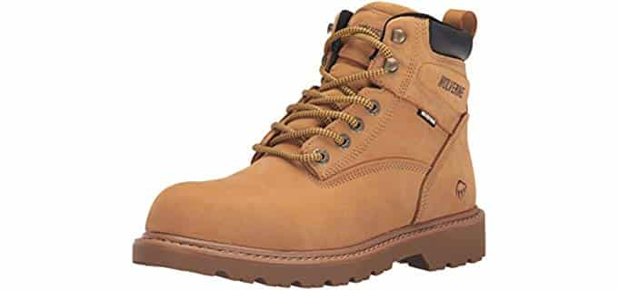 Wolverine Men's Floorhand - Soft Toe Waterproof Work Boot