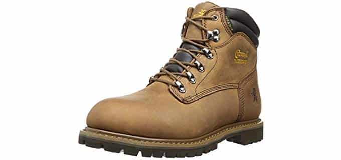Chippewa Men's Tough Bark - Insulated Landscaping Work Boot