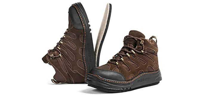 Cougar Paws Men's Estimator - Professional Roofing Boots