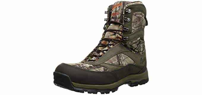 Danner Women's High Ground MO - Lace Up Camo Style Hunting Boots