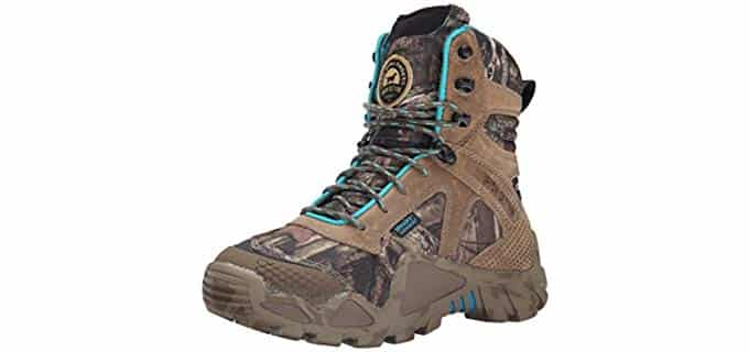 Irish Setter Women's Vaprtrek - Trekking and Hunting Cold Weather Boot