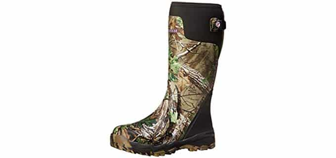 LaCrosse Women's Alphaburly Pro 15 - Realtree APG Hunting Boot