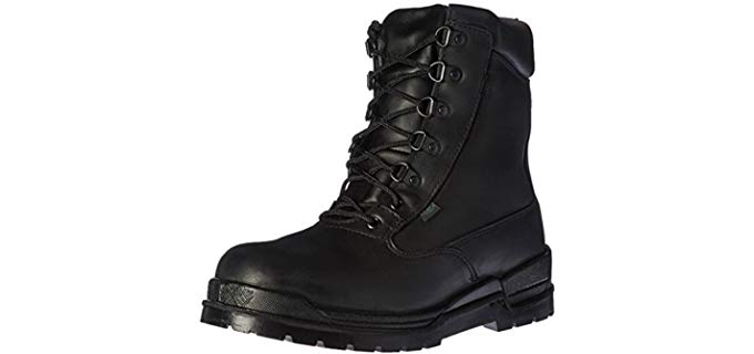 Rocky Men's Postal - Slip Resistant Postal and Delivery Work Boot