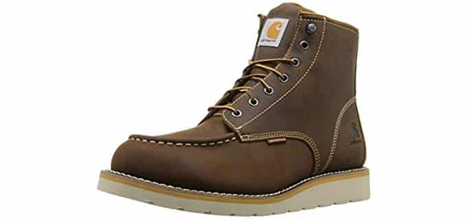 Carhartt Men's Casual - Electrical Hazard Safe Moc Toe Work Boot