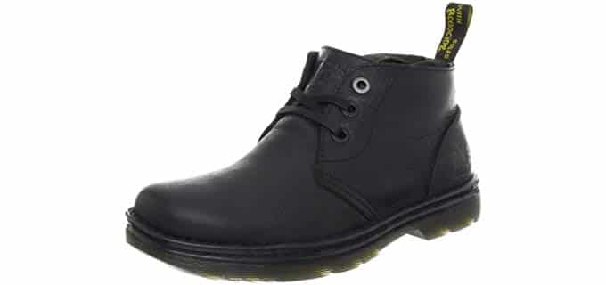 Dr. Martens Men's Sussex - Comfortable Chukka Work Boot