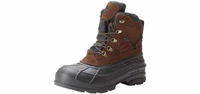 Kamik Men's Fargo - Crew Ship Insulated Work Boot