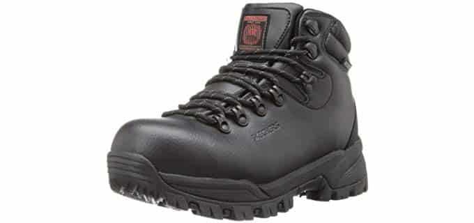 Skechers Men's Vostok - Compposite Toe Crew Work Boot