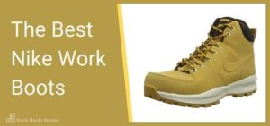 Best Nike Work Boots