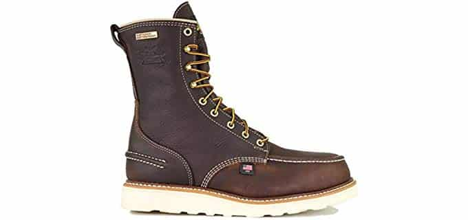 Thorogood Men's 1957 Series - Moc Toe Waterproof Full Safety Boot