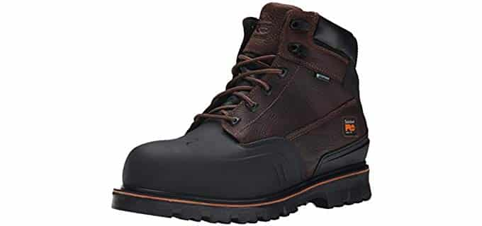Timberland Pro Men's Rigmaster - Comfortable Metatarsalgia Relief Work Boot