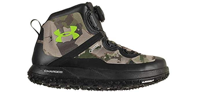 Under Armor Men's Fat Tire - BOA Closure Hiking Boot