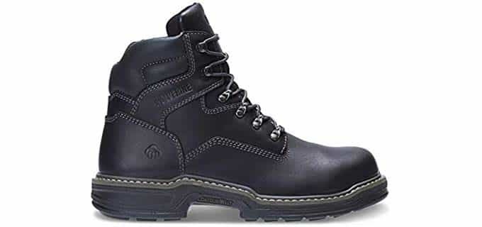 Wolverine Men's Multishox - Shock Absorbing HVAC Work Boot
