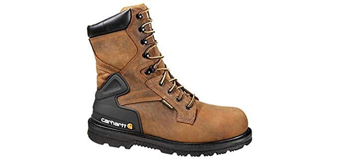 Carhartt Men's CMW8200 - Waterproof ESD Rated Work Boots