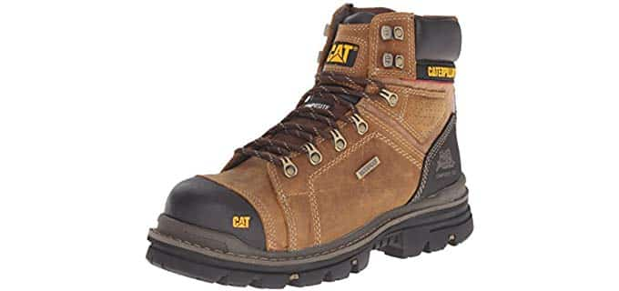 Caterpillar Men's Hauler - Composite Toe Puncture Proof Work Boot