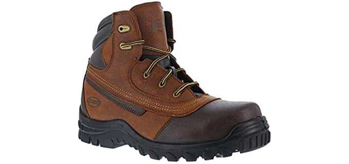 Iron Age Men's Backstop - ESD Safety Work Boot