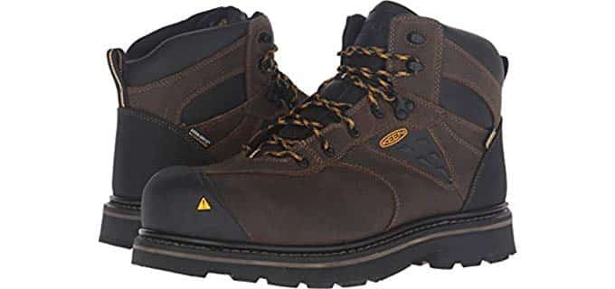 Keen Utility Men's Tacoma - Safety warehouse Work Boot