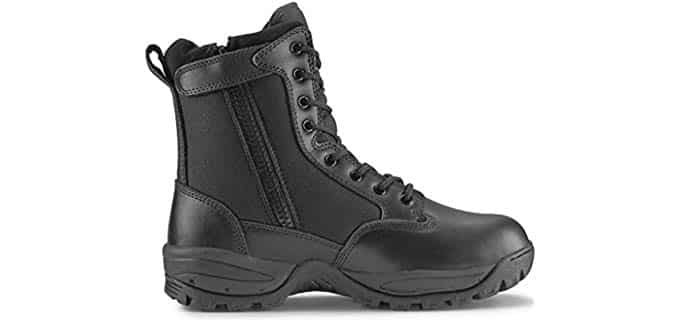 Best Police Force Work Boots August 2019 Work Boots Review