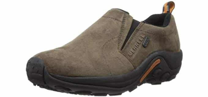 Merrell Men's Jungle Moc - Waterproof Cheffing Work Bootie