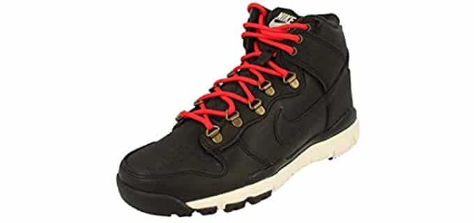 Nike Men's Dunk 536182 - High Traction Work Boots