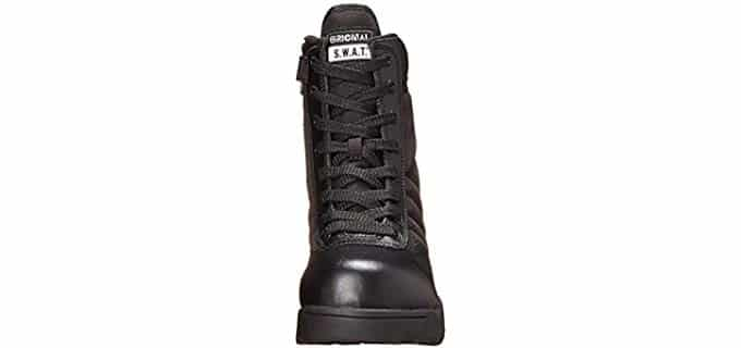 Original S.W.A.T Men's Classic - CSA and EN 200 Approved Tactical Work Boots