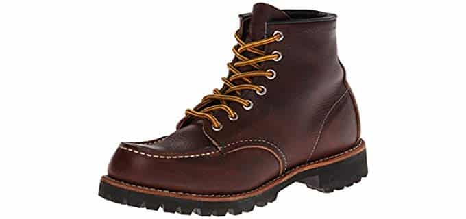 Redwing Heritage Men's Roughneck - Stylish warehouse Work Boot