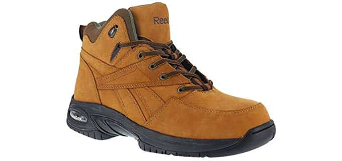 Reebok Men's Athletic - Composite Toe ESD Rated Work Boot