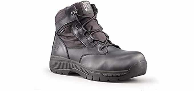 Timberland Pro Men's Valor - Safety Work Boot for the Hospital Environment